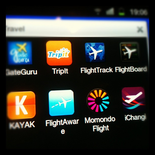 Best Apps for the Frequent Business Traveler