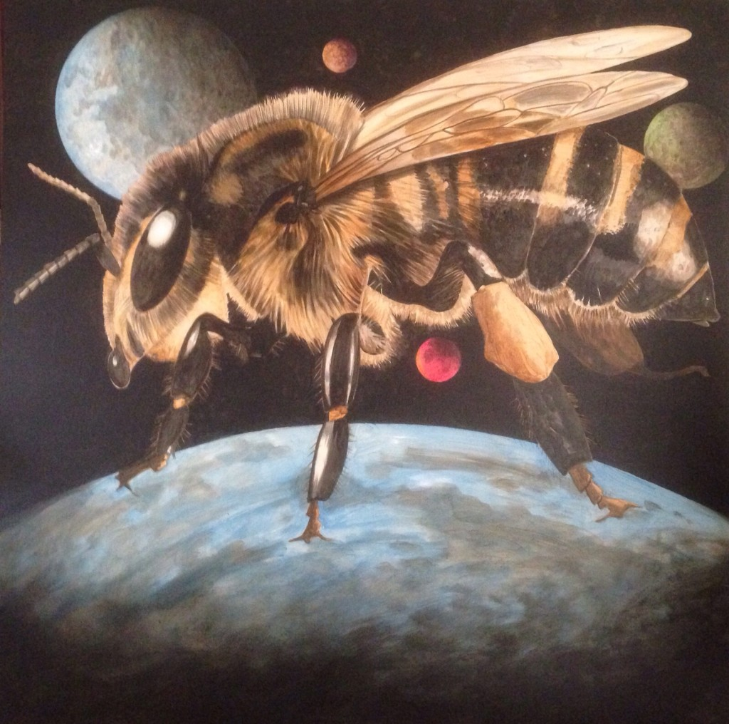 Gino Donvito Art - Bee - Miami Art